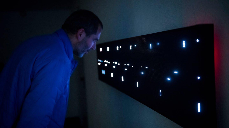 Klang- und Lichtinstallation