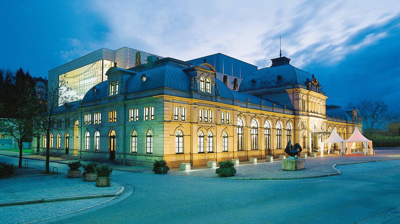 Festspielhaus Baden-Baden (Foto: Pressestelle Festpielhaus Baden Baden -)
