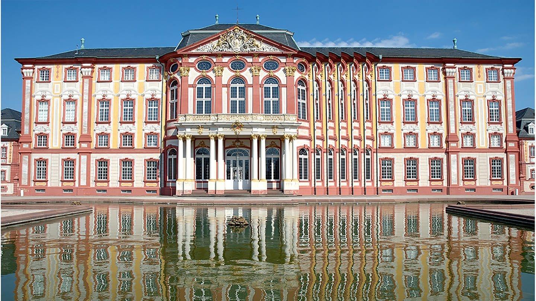 Schloss Bruchsal (Foto: Jacques Lévesques, Altkirch -)