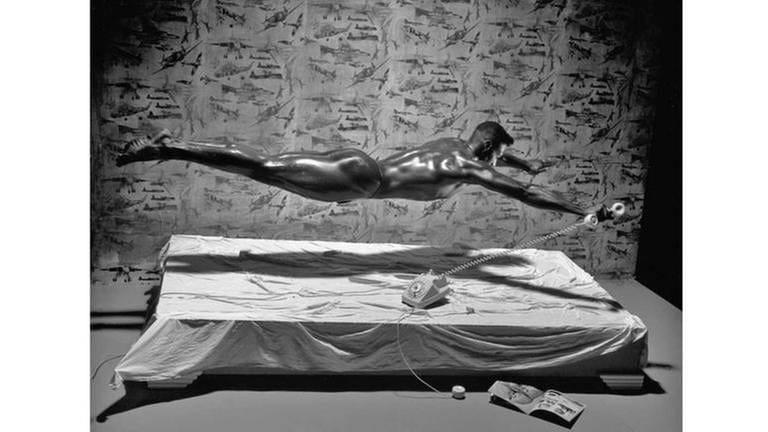 Ausstellung Gerhard Vormwald - Reiss-Engelhorn-Museen Mannheim (Foto: Pressestelle, Reiss-Engelhorn-Museen Mannheim - Foto: Gerhard Vormwald)