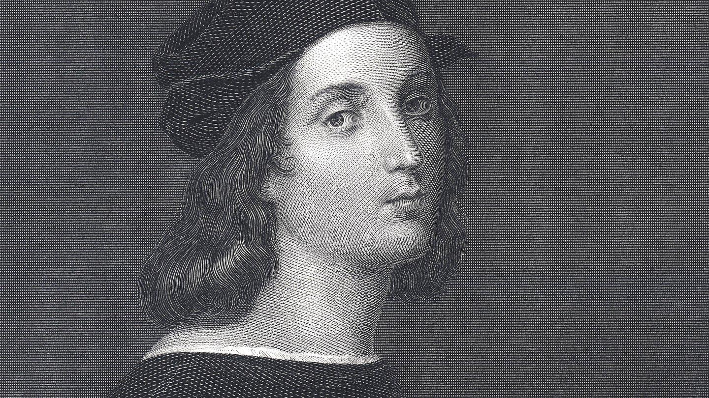 Portrait des italienische Malers und Architekten Raffael (Foto: Imago, imago images / imagebroker)