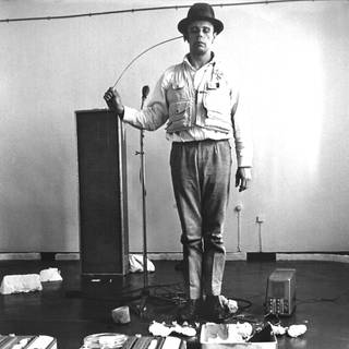"Joseph Beuys ""Fettraum"" (Foto: picture-alliance / Reportdienste, Manfred Rehm)"