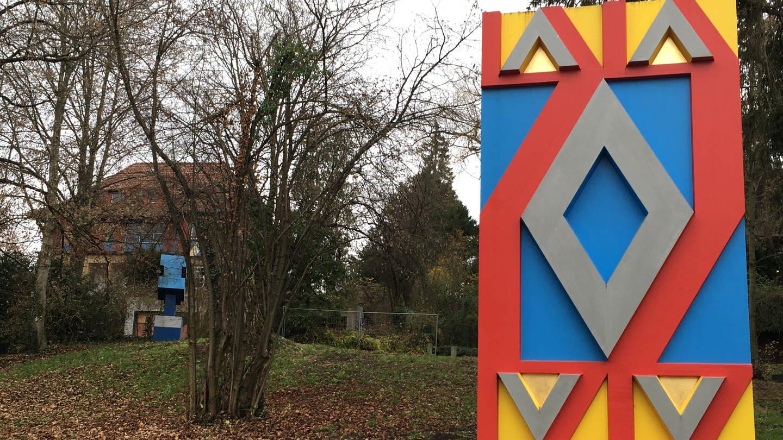 Hajek-Skulpturen (Foto: SWR, Susanne Kaufmann)