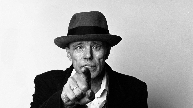 Joseph Beuys (Foto: Imago, IMAGO / Leemage)