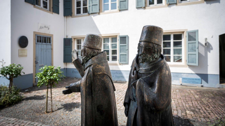Judenhof in Speyer
