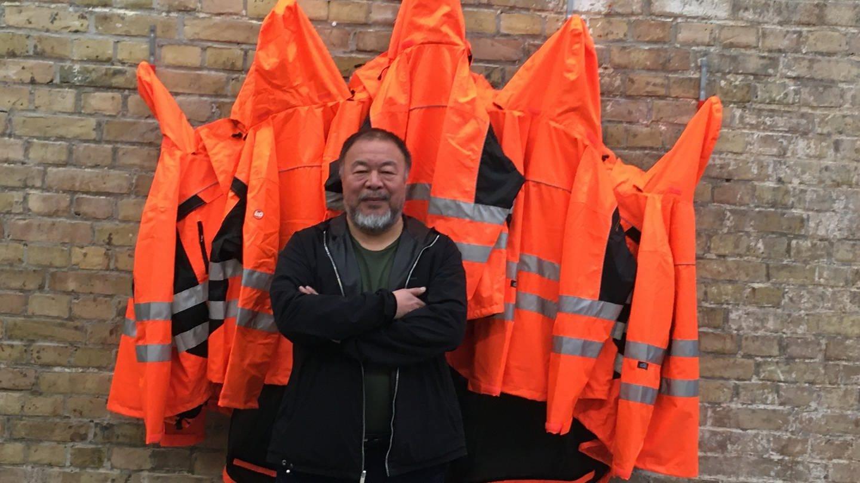 Ai Weiwei goes Hornbach (Foto: SWR)