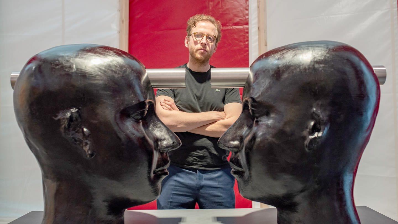 Der Galerist Johann König (Foto: picture-alliance / Reportdienste, Picture Alliance)