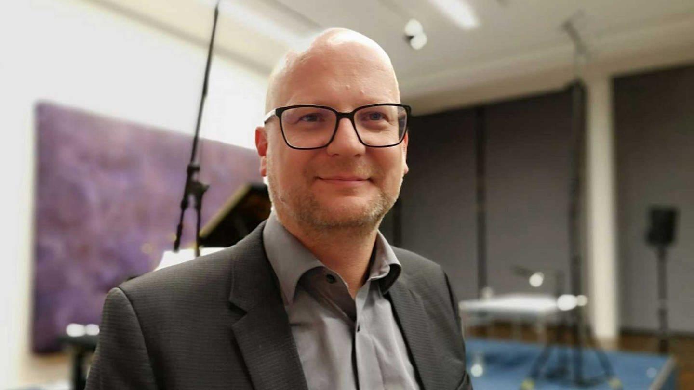 Dr. Oliver Kornhoff, Direktor des ARP Museums (Foto: SWR, SWR - Christiane Patzelt)