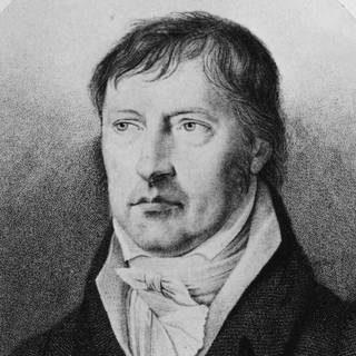 Porträt des Philosophen Georg Wilhelm Friedrich Hegel (Foto: picture-alliance / Reportdienste, akg-images)