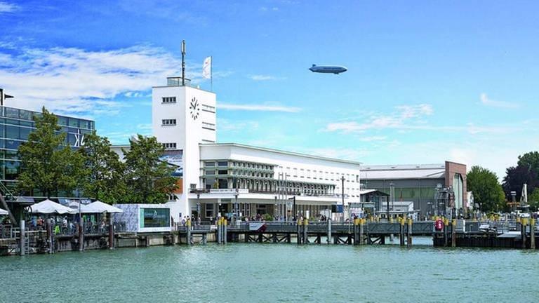 Zeppelin Museum in Friedrichshafen (Foto: Pressestelle, Zeppelin Museum Friedrichshafen - Foto: Myrzik)