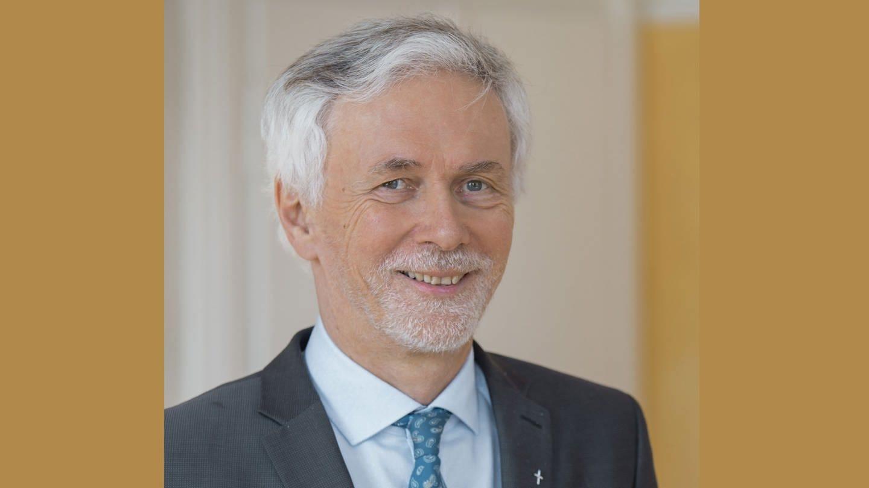 Jochen Cornelius-Bundschuh, evangelischer Landesbischof von Baden (Foto: David Groschwitz/ekiba)