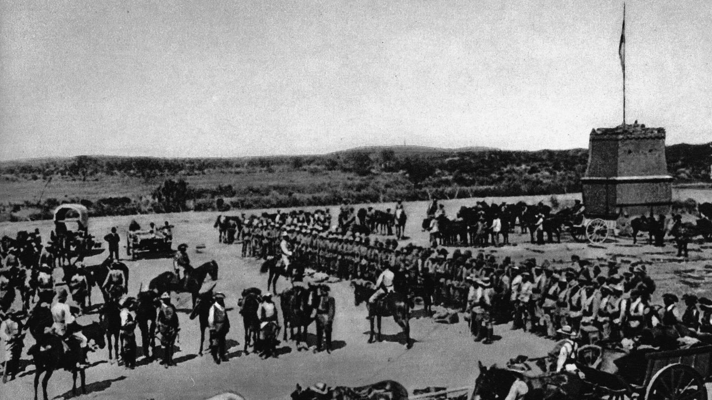 Herero-Aufstand/Schutztruppe