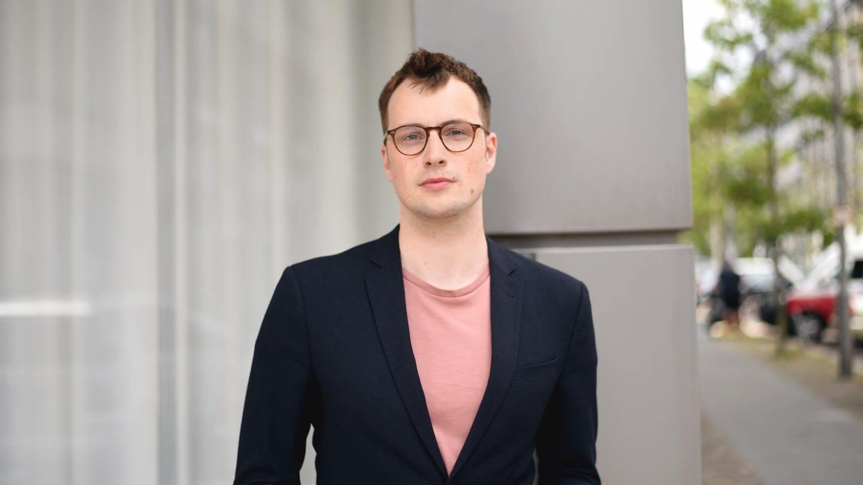 Johannes Nichelmann (Foto: Niklas Vogt)