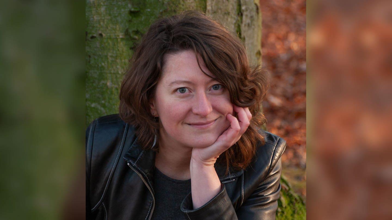 Caroline Ring, Evolutionsbiologin und Autorin (Foto: Pressestelle, Ingo Römling)
