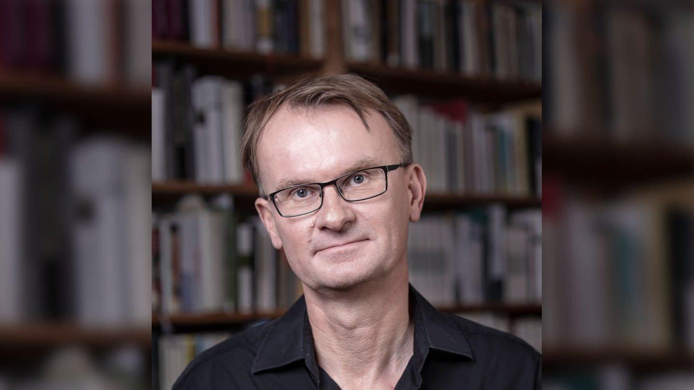 Andreas Kossert, Historiker und Buchautor (Foto: Pressestelle, Tobias Hein)