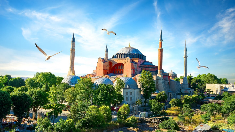 Hagia Sophia (Foto: Imago, Givaga via www.imago-images.de)