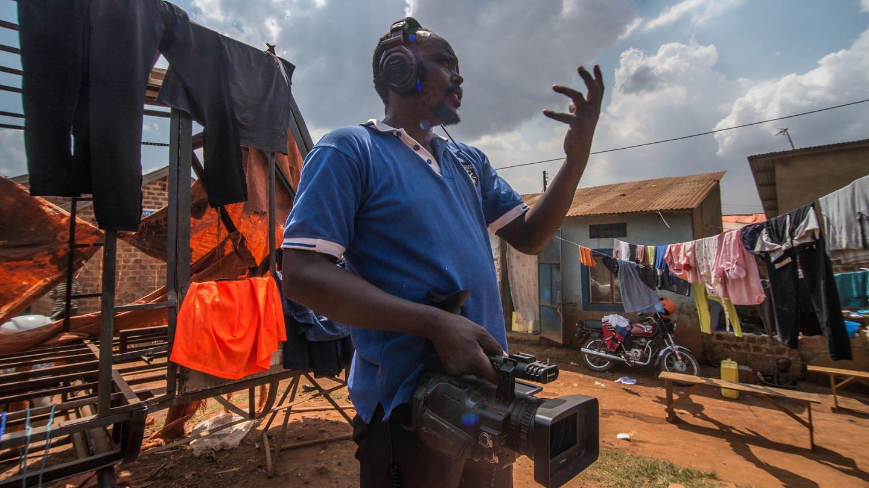 Isaac Nabwana (Foto: Pressestelle, Tom Noga)