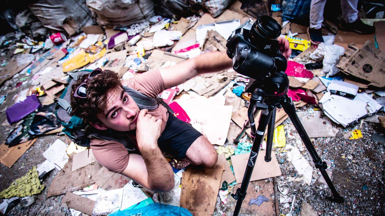 Adrian Schwartz, Filmemacher (Foto: Pressestelle, Lukas Mehl)