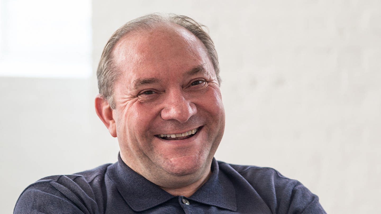 Andreas Heinecke, Sozialunternehmer (Foto: Pressestelle, Steffen Baraniak)