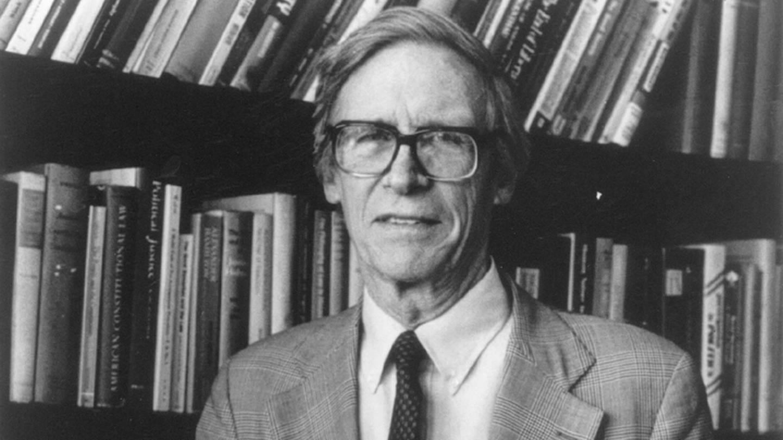 Der Philosoph John Rawls