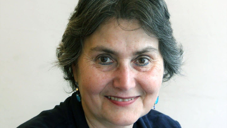 Rita Althausen, stellvertretende Vorsitzende der dt.-israelitischen Gesellschaft Mannheim