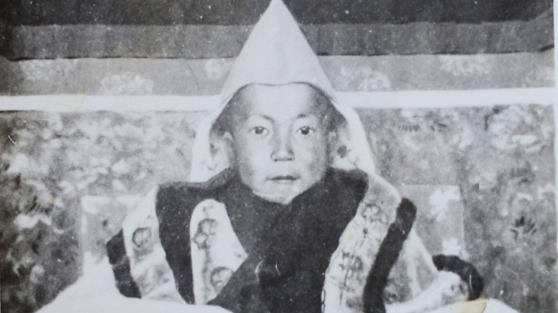 Der 14. Dalai Lama Tenzin Gyathso im Jahr 1940 (Foto: Imago, IMAGO / biky)