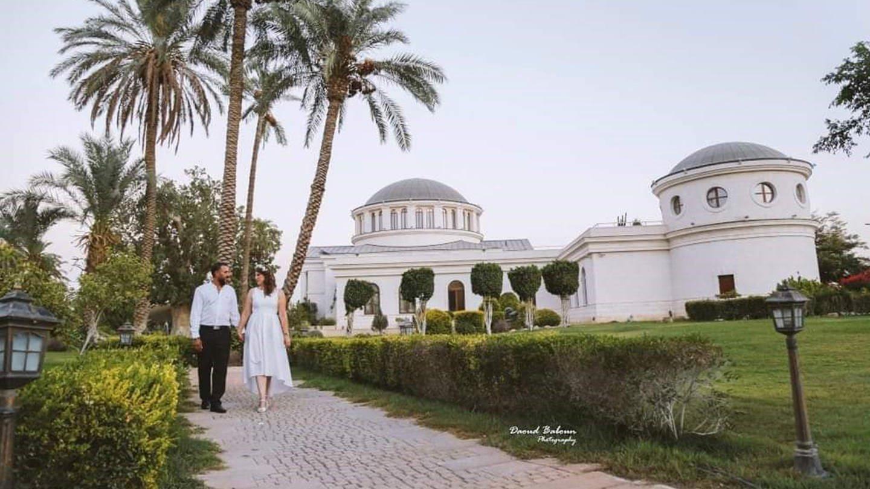 Michal und Adam bei ihrer Hochzeit (Foto: Sarah Hofmann - Daoud Saloun / Andere)