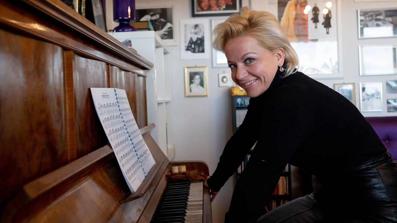 Marie Friederike Schöder, Opernsängerin (Foto: Juliane Sauter (nur für SWR2 Leben verwenden))