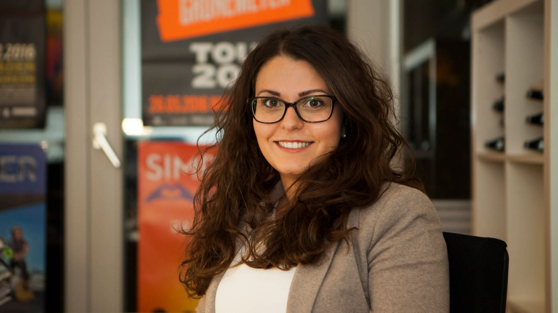 Verena Campailla-Heinz, Programmchefin im Frankfurter Hof in Mainz (Foto: Pressestelle, mainzplus Citymarketing)