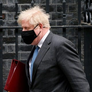 Premierminister Boris Johnson (Foto: picture-alliance / Reportdienste, picture alliance / NurPhoto / David Cliff)