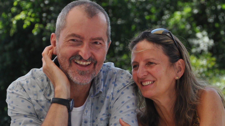 Die Paartherapeuten Hellwig Schinko und Regina König (Foto: privat)