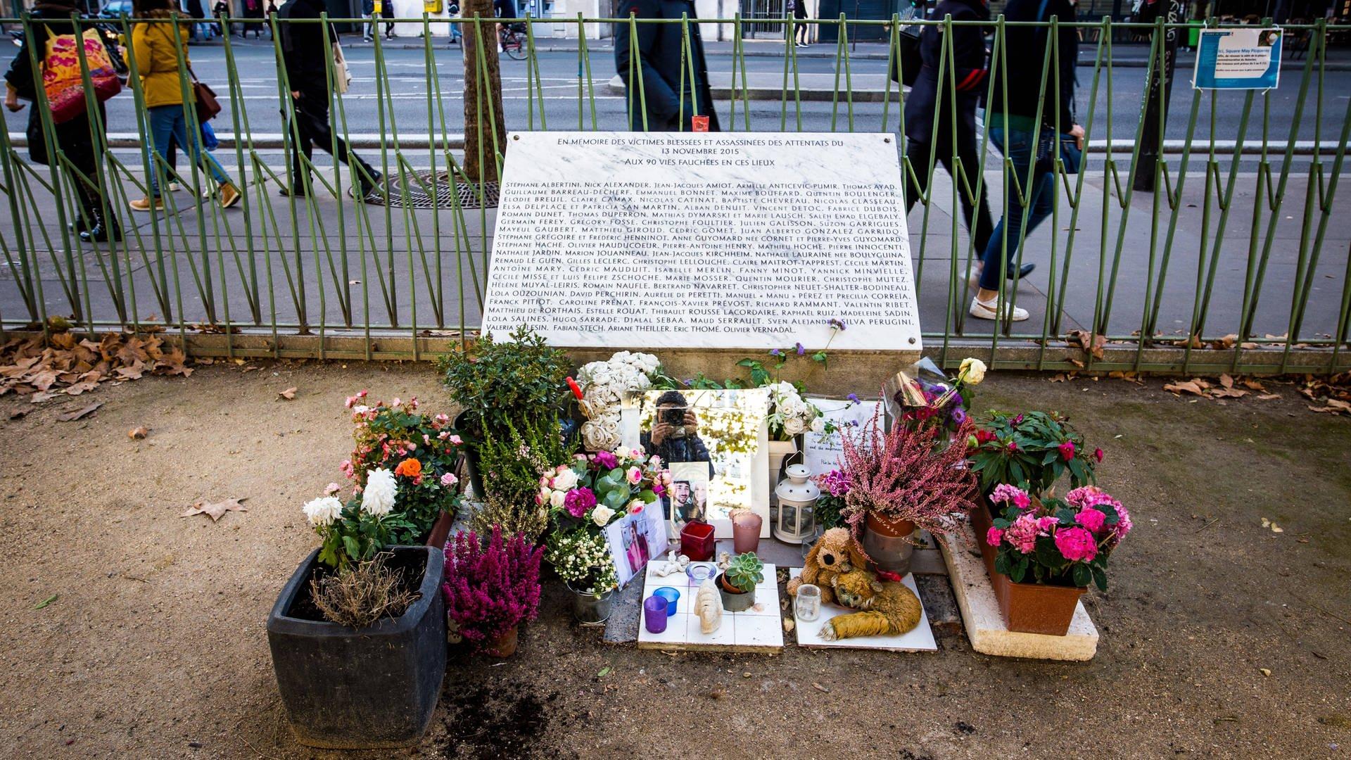 Weiterleben nach den Terroranschlägen am 13.11.2015 in Paris ...