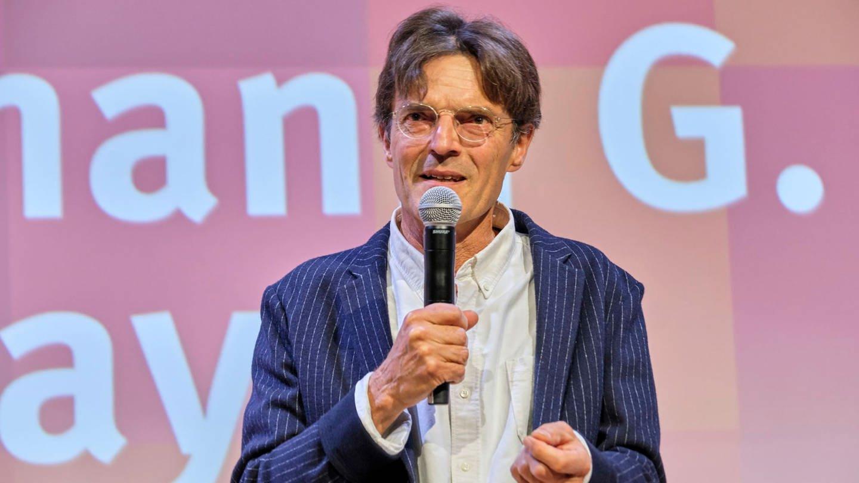 Hermann Abmayr, Journalist und Filmemacher (Foto: Hermann Abmayr)