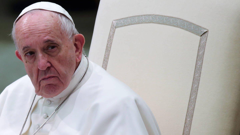 Papst Franziskus (Foto: Imago, imago images / ZUMA Press)