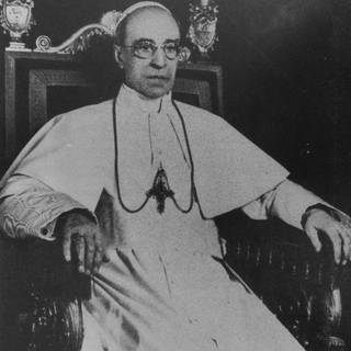 Papst Pius XII. (Foto: Imago, imago images / Photo12)