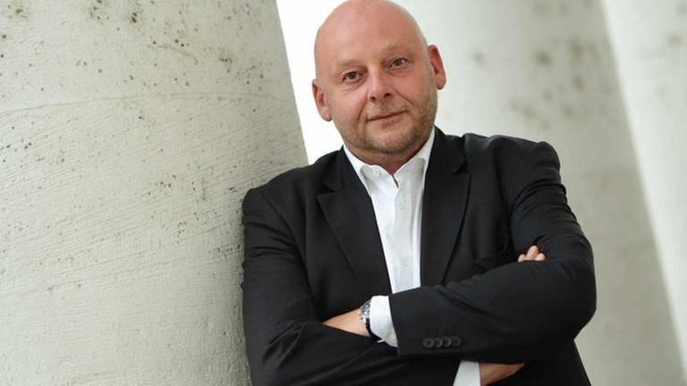 Der Autor Thomas Hettche (Foto: dpa Bildfunk, picture alliance / dpa - Arne Dedert)