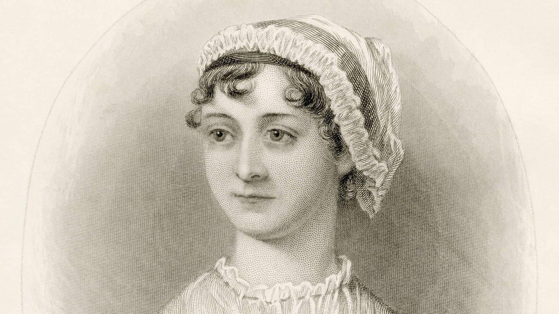 Portrait Jane Austen (Foto: Imago, IMAGO / Design Pics)