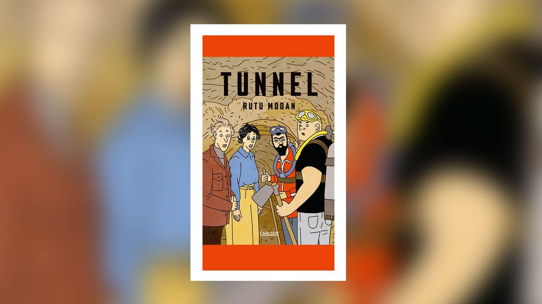 Rutu Modan - Tunnel (Foto: Pressestelle, Carlsen Verlag)