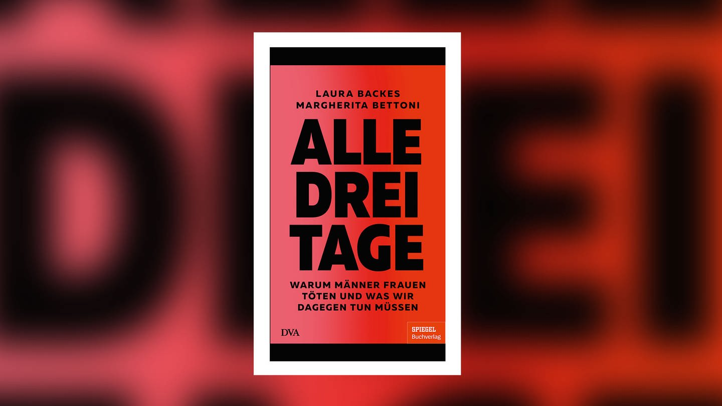 Laura Backes, Margherita Bettoni: Alle drei Tage (Foto: Pressestelle, DVA)