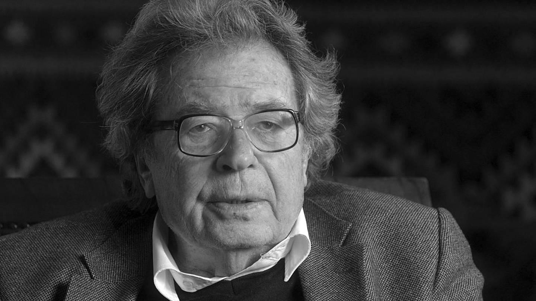 Der Schriftsteller György Konrad ist im Alter von 86 Jahren verstorben. (Foto: picture-alliance / Reportdienste, DOCMINE Productions)
