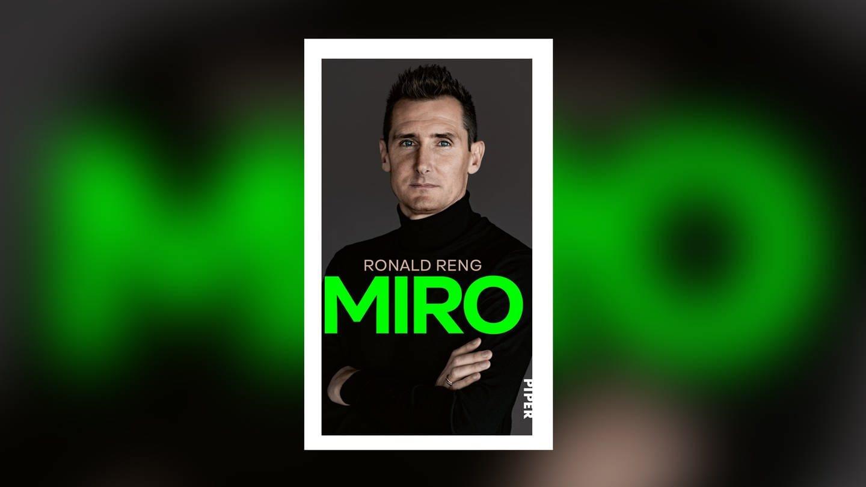 Ronald Reng: Miro (Foto: Piper Verlag)