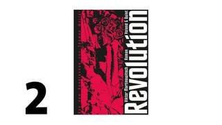 Cover des Buchs Viktor Martinowitsch: Revolution  (Foto: Pressestelle, Voland & Quist Verlag)