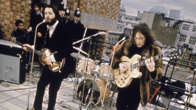 """The Beatles"", 1969 (Foto: Imago, imago images / Globe Photos / MediaPunch)"