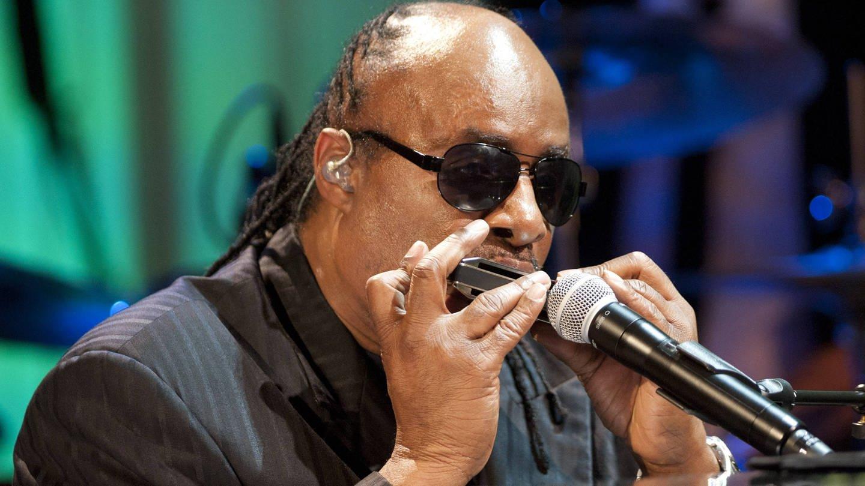 Stevie Wonder 2012 (Foto: Imago, UPI Photo)