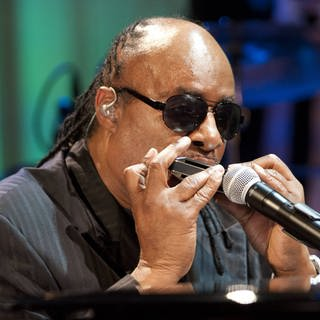 Stevie Wonder 2012 (Foto: Imago, UPI Photo)