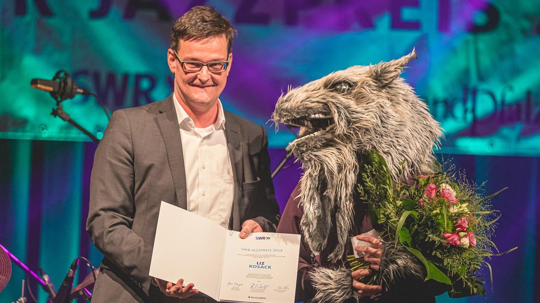 Impressionen von der Verleihung des SWR Jazzpreis 2019 an Liz Kosack (Foto: SWR, Paul Gärtner)