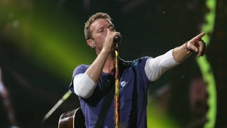 Chris Martin von Coldplay (Foto: Imago, Imago)