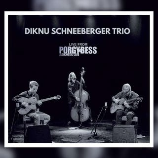 Diknu Schneeberg Trio (Foto: Pressestelle, Label: Rens Newland/ City Park Records)