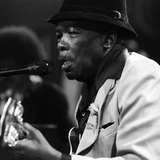 John Lee Hooker (Foto: picture-alliance / Reportdienste, picture alliance_KEYSTONE)