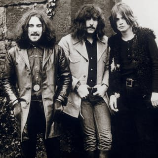 Black Sabbath (Foto: picture-alliance / Reportdienste, KPA TG)